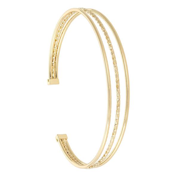 Armreif - Gold Stripes
