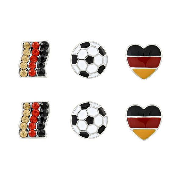 Ohrstecker-Set - Germany