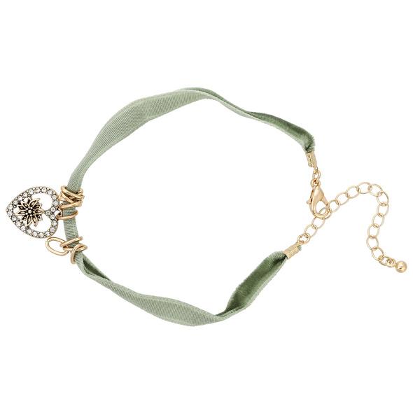 Armband-Set - Green Edelweiss