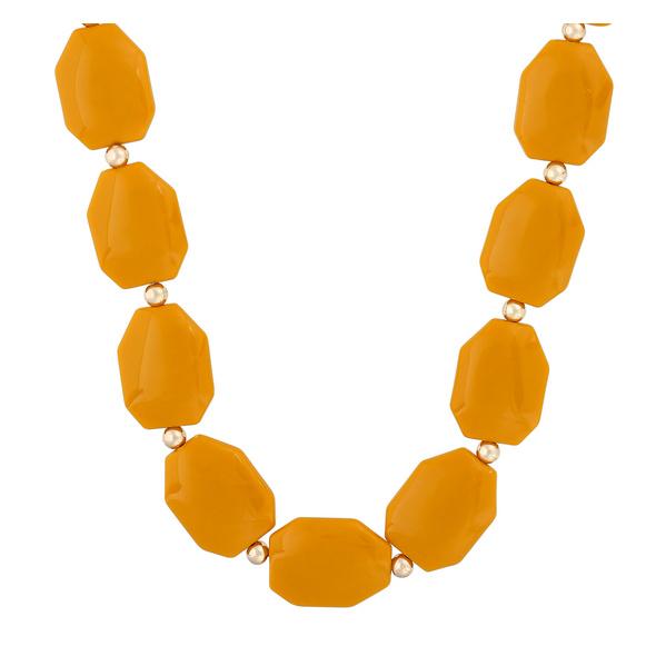 Kette - Charming Yellow