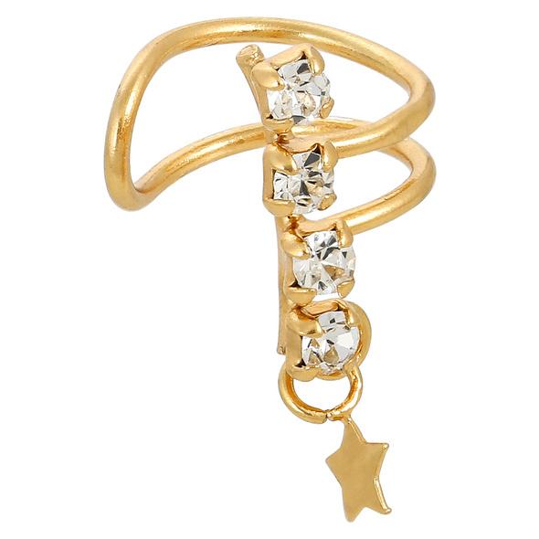 Earcuff - Gold Star