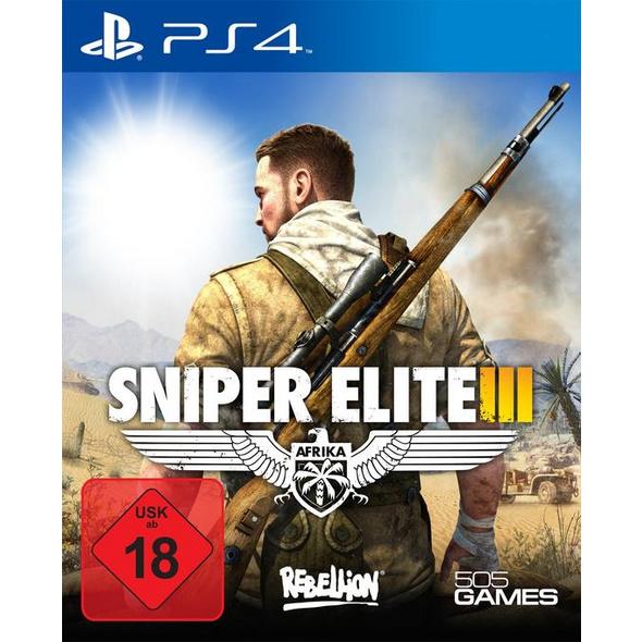 Sniper Elite 3 - Afrika (Uncut)