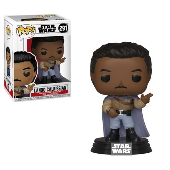Han Solo - POP! Vinyl-Figur Lando Calrissian