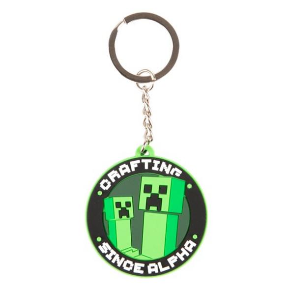 Minecraft - Schlüsselanhänger Crafting since Alpha