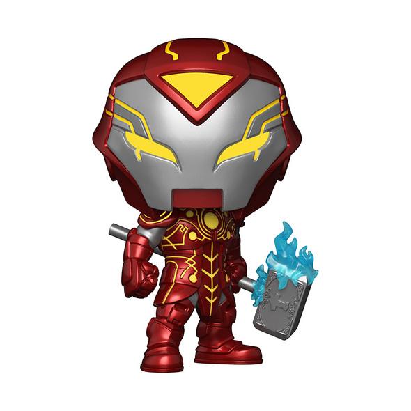 Marvel Infinity Warps - POP!-Vinyl Figur Iron Hammer