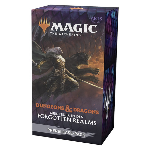 Magic the Gathering: Dungeons & Dragons - Abenteuer in den Forgotten Realms Zorn des Drachen CD