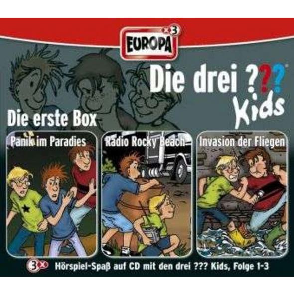 Die drei ??? Kids 1. Box (1-3)